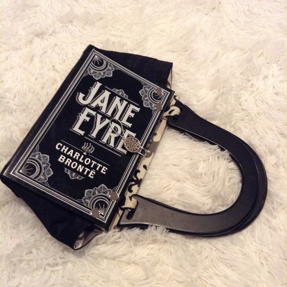 custom made bags jane eyre book purse handmade poshmark rh poshmark com
